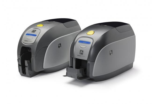 Zebra Kartendrucker